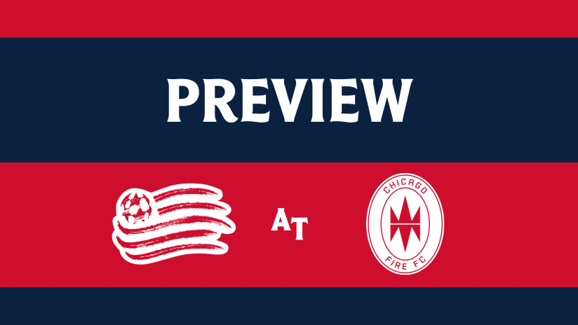 Preview Graphic at Chicago Fire FC (2021)