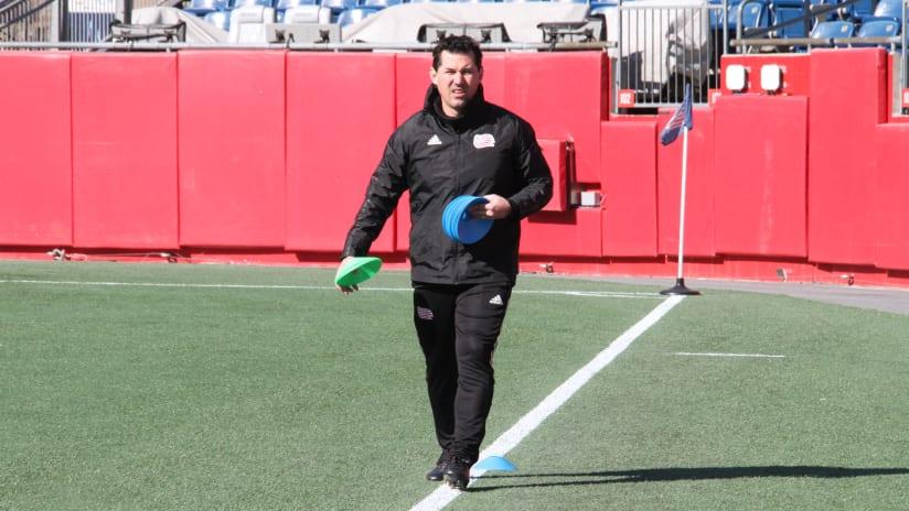 Marcelo Santos (training 2020)