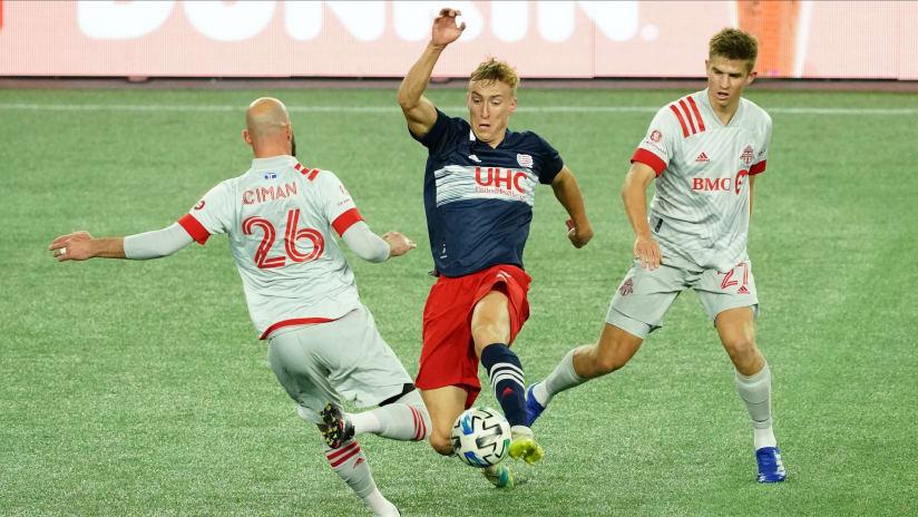 Adam Buksa vs. Toronto FC (2020, Original)