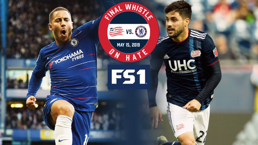 DL - FS1 Final Whistle on Hate Broadcast