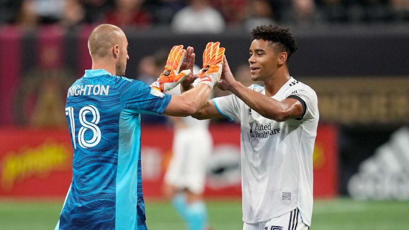 Brad Knighton and Brandon Bye (July 17, 2021)