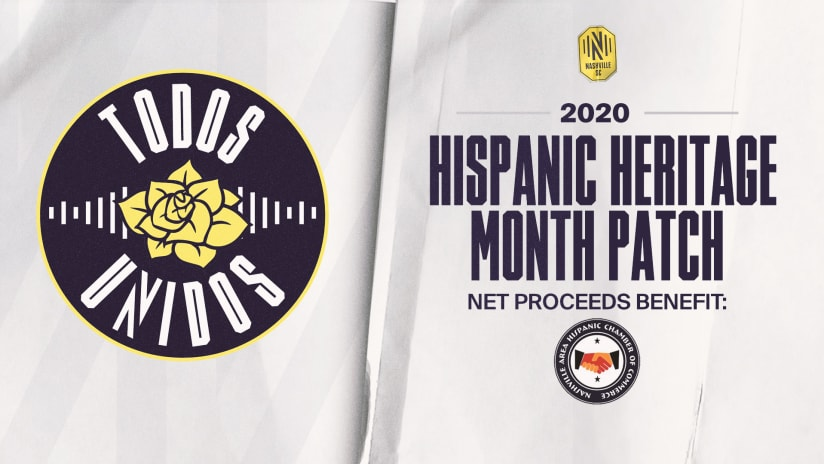 Hispanic Heritage Month Patches Press Release