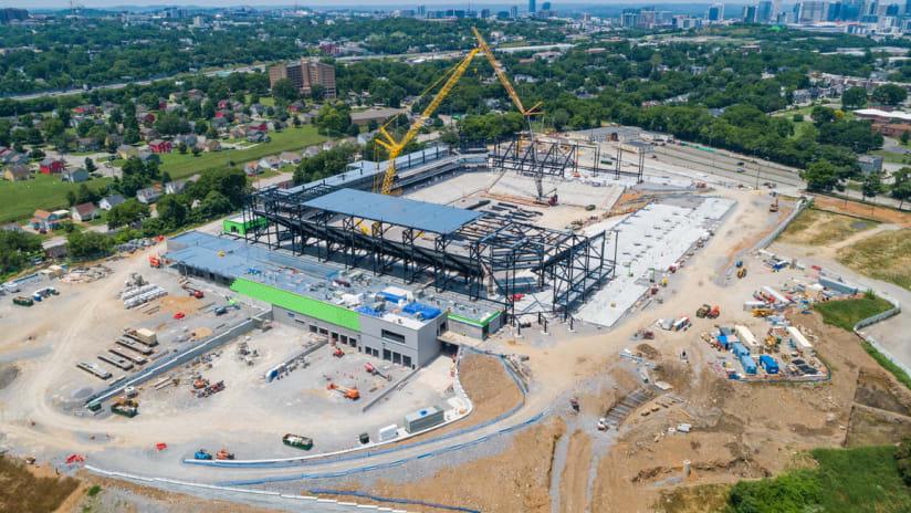Weekly Stadium Update: June 18, 2021