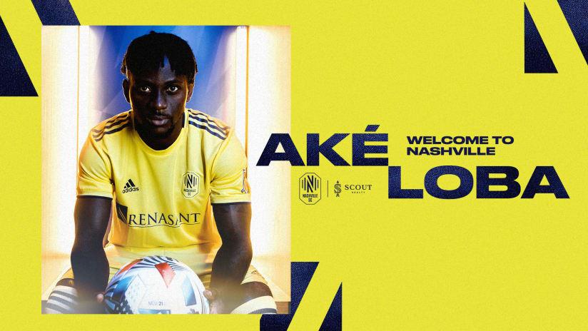Nashville Soccer Club Acquires Liga MX Striker Aké Loba
