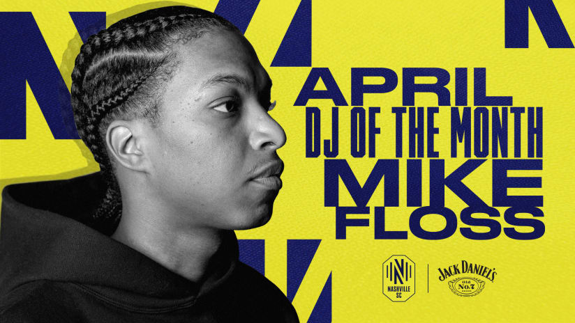 April DJ of the Month: Mike Floss