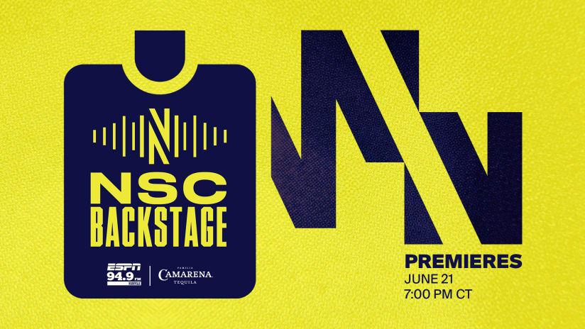 Nashville Soccer Club and ESPN 94.9 to Debut 'NSC Backstage'