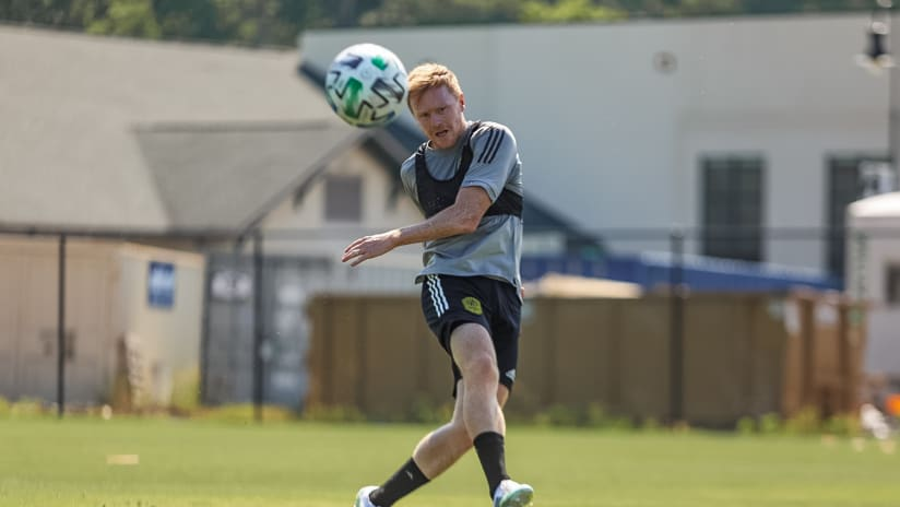 Dax McCarty on Return to Play, 6.10.20