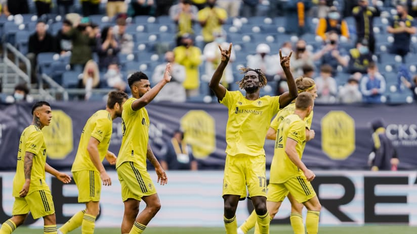 Nashville SC Shuts Down Eastern Conference Leaders to Extend Unbeaten Streak to Four
