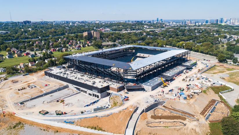 Weekly Stadium Update: October 15, 2021