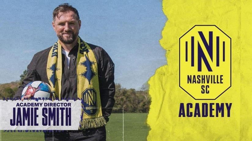 Nashville Academy Jamie Smith