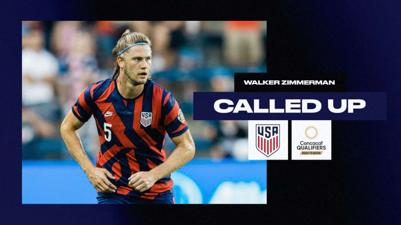 WCQ Called Up - WALKER - 1920