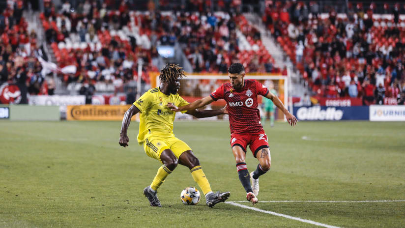 Nashville SC Remains Second in the Eastern Conference