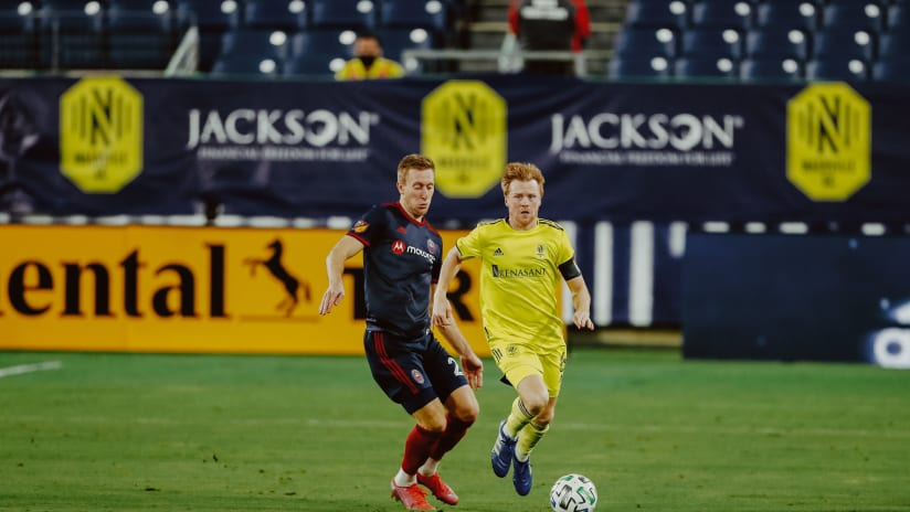 Dax McCarty vs. Chicago Fire FC, 10.31.20