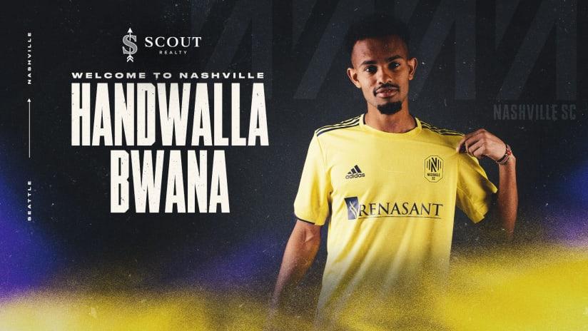 Handwalla Bwana Announcecment