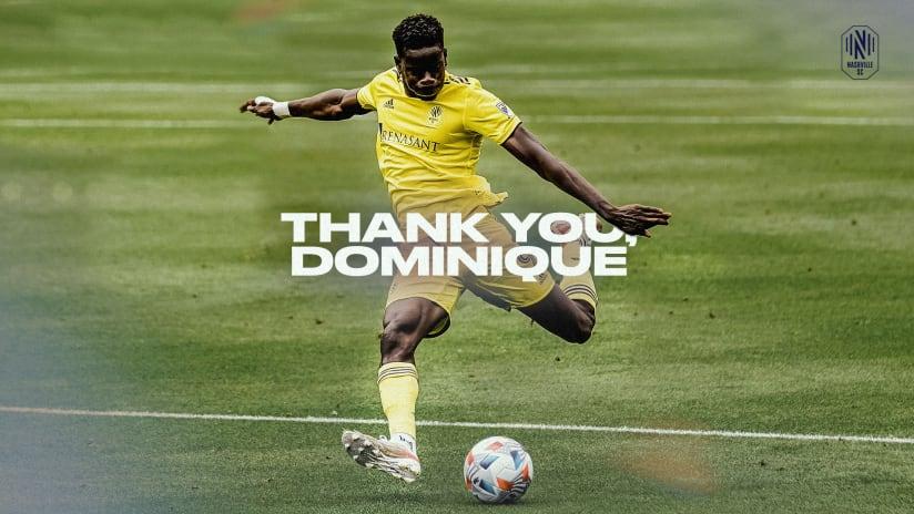 Nashville Soccer Club Trades Dominique Badji to the Colorado Rapids