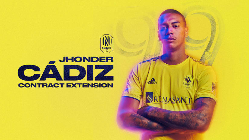 Jhonder Contract Extension - 1920