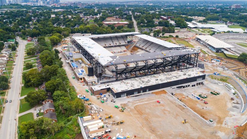 Weekly Stadium Update: September 10, 2021