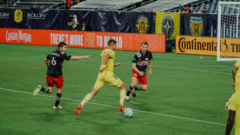 What to Watch for as Nashville SC wraps up homestand against New England Revolution