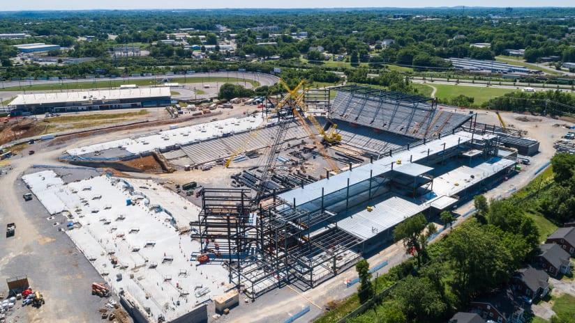 Weekly Stadium Update: June 4, 2021