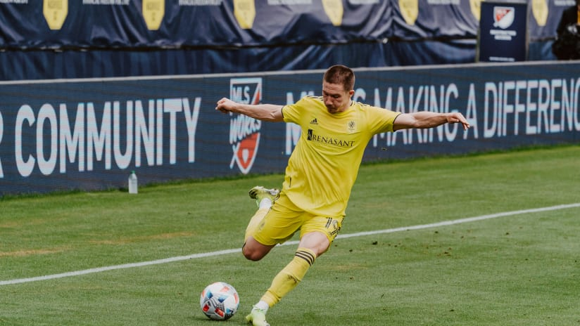 'A lot of great memories': Alex Muyl returns to face the New York Red Bulls for the first time