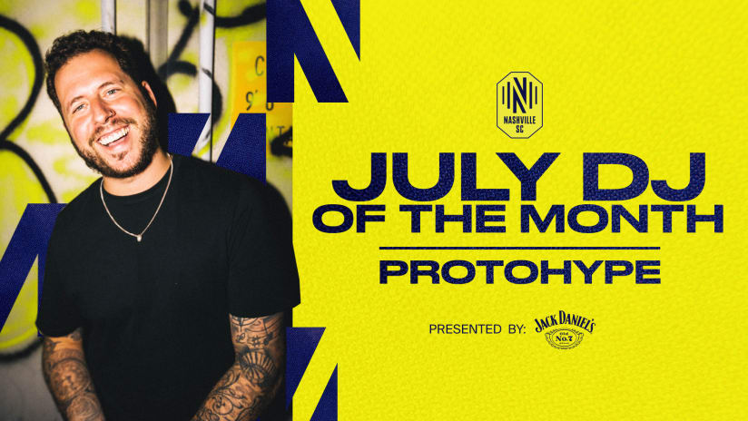 July DJ of the Month: Protohype
