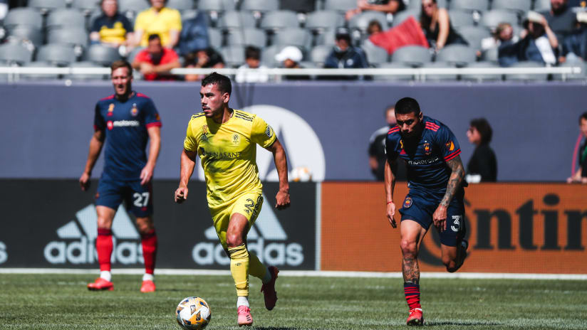 Nashville SC Concludes Four-Match Road Trip with Result and Remains in Second Place in the Eastern Conference