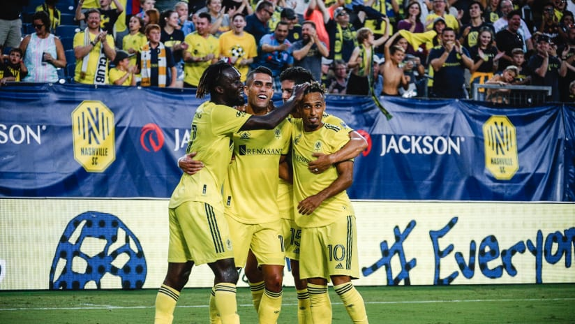 'Electric' Hany Mukhtar guides Nashville SC to crucial win over NYCFC