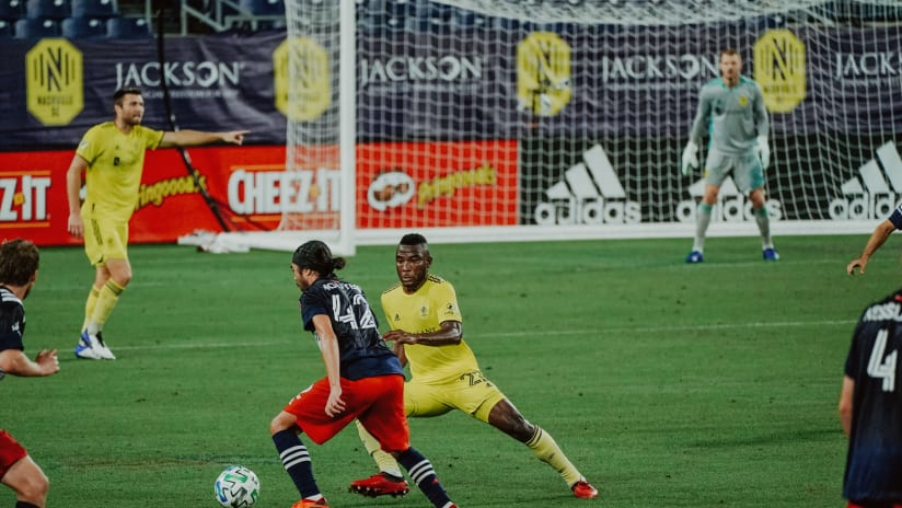 Know Before You Go: Nashville SC vs New England Revolution
