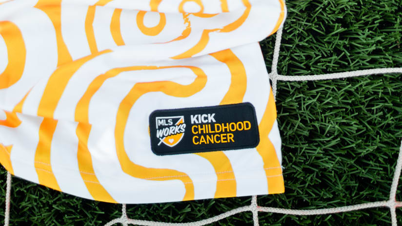 Nashville Soccer Club Announces 2021 Kick Childhood Cancer Month Activations as Major League Soccer and Continental Tire Team Up for 8th Annual Kick Childhood Cancer Campaign