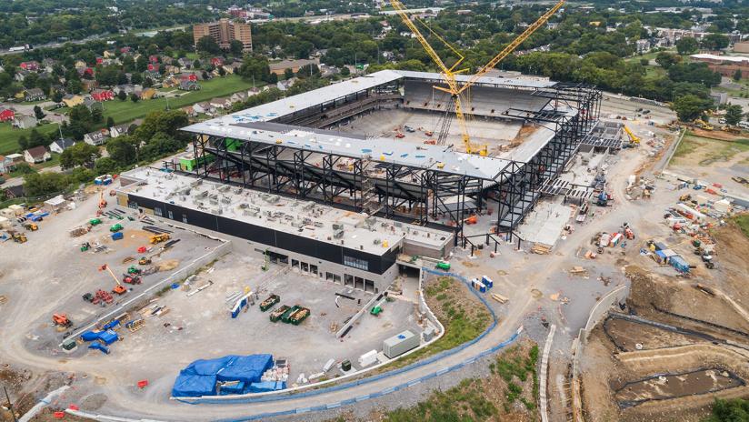Weekly Stadium Update: August 20, 2021