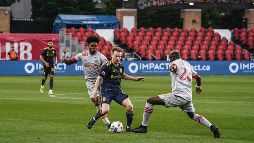 What to watch for as Nashville SC returns to Canada to face Toronto FC