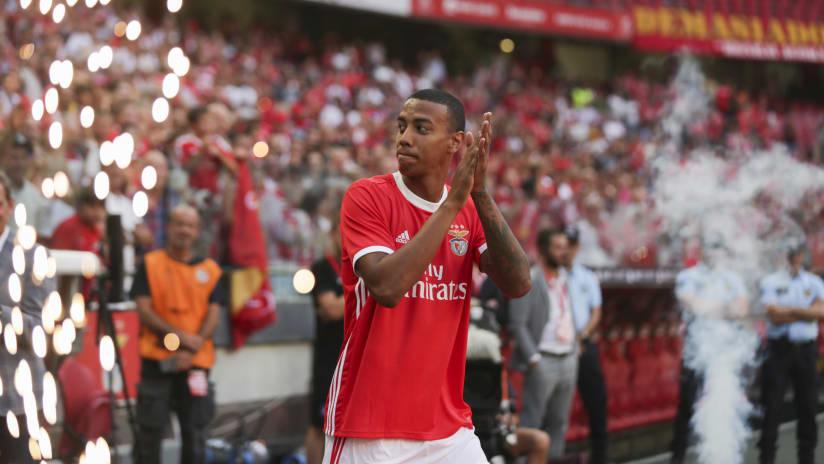 Jhonder Cadiz Benfica, 9.11.20