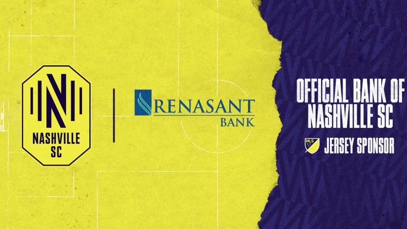 Renasant Bank Sponsor Announcement