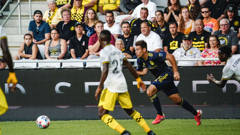 What to watch for as Nashville SC returns home to face defending champion Columbus Crew