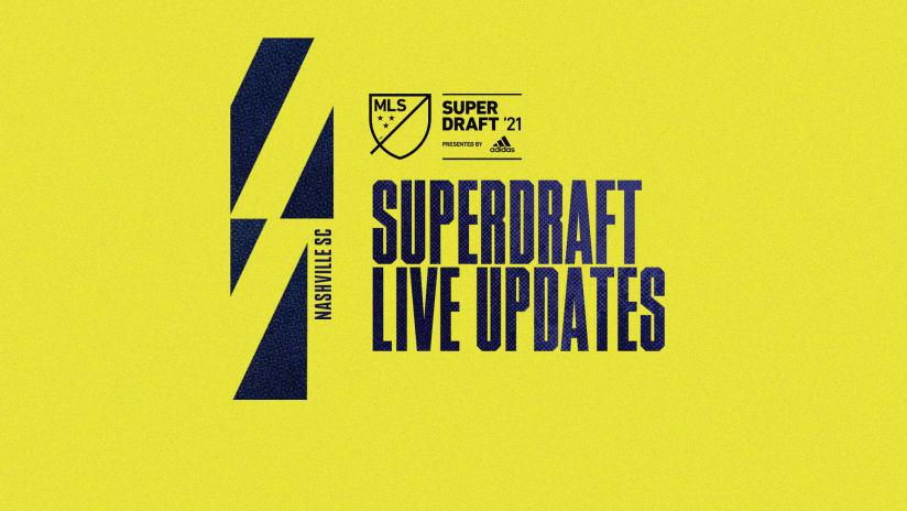 Super Draft Live Updates