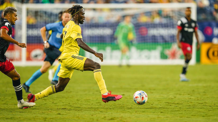 What to watch for as Nashville SC gets back in action at D.C. United