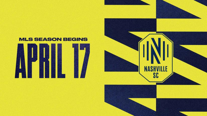 April 17 Season starts