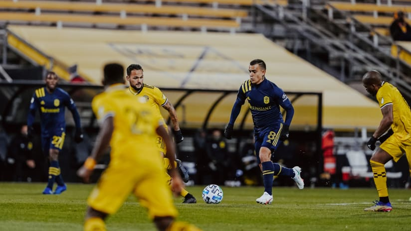 What to watch for as Nashville SC makes midweek road trip to Columbus Crew