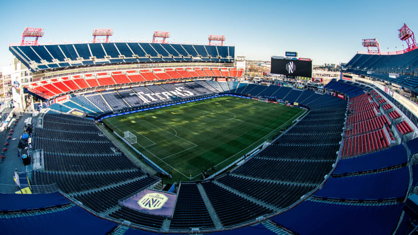 Nissan Stadium Transitions to Cashless Payment For All Future Events