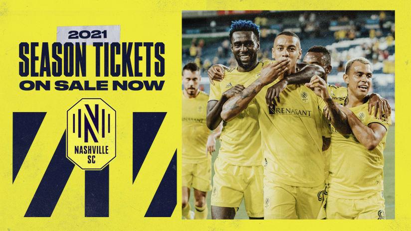 Season Tickets 2021