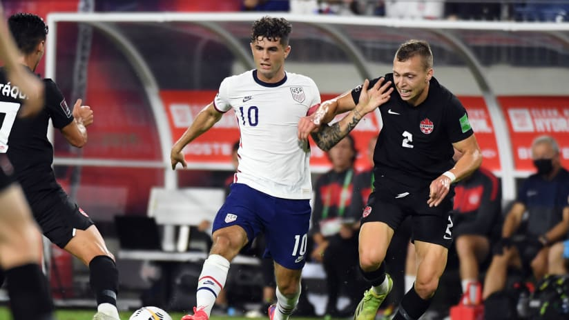 Boys in Gold on International Duty: FIFA World Cup Qualifiers
