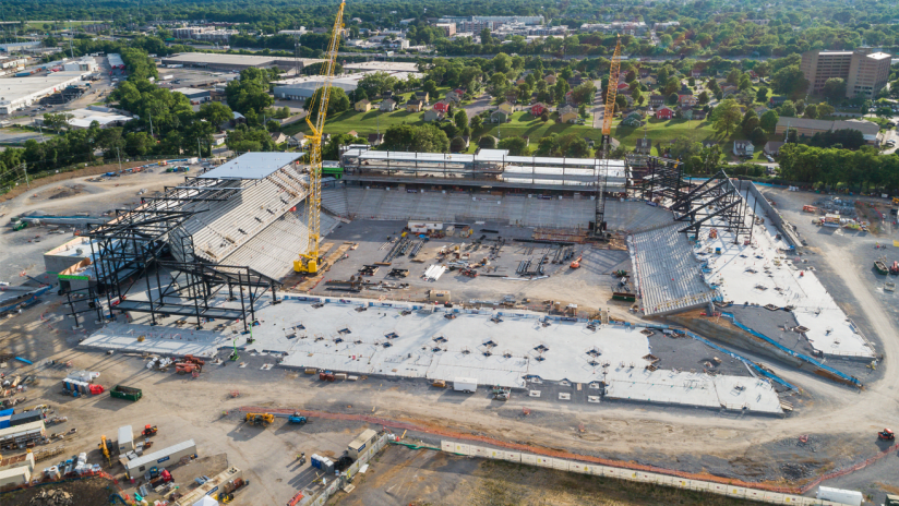 Weekly Stadium Update: June 11, 2021