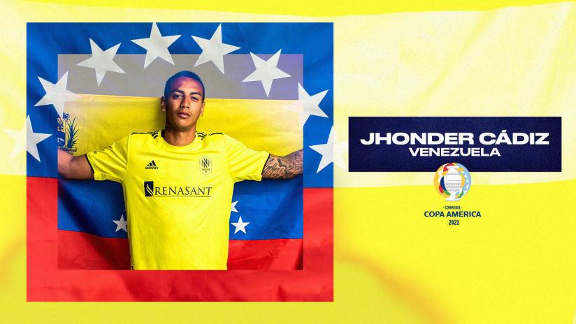 Jhonder Copa America - 1920