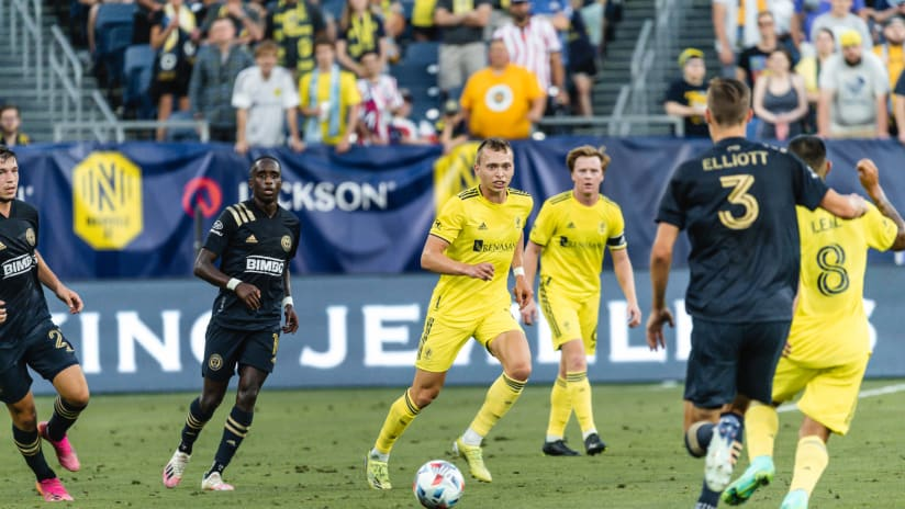 What to watch for as Nashville faces Philadelphia Union in a crucial road match