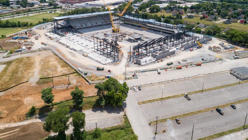 Weekly Stadium Update: July 2