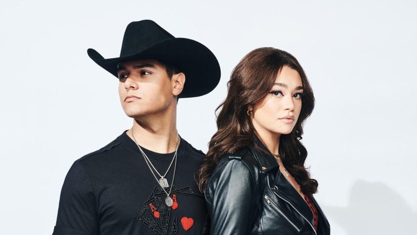 Nashville-based Duo Kat & Alex to Sing National Anthem, Perform at Halftime on Hispanic Heritage Night