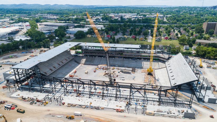 Weekly Stadium Update: July 23, 2021