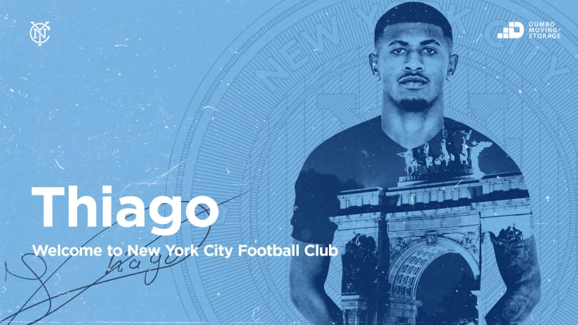 Thiago Signing