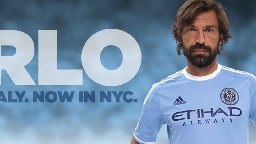 Pirlo Made In Italy