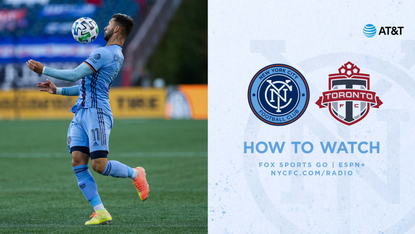 NYC vs TOR How to Watch